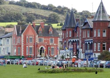 Estudia y trabaja en Bray, Irlanda