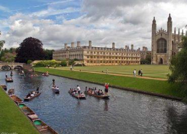 Estudiar Inglés en Cambridge, Reino Unido