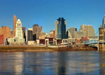 Estudiar Inglés en Cincinnati, Estados Unidos