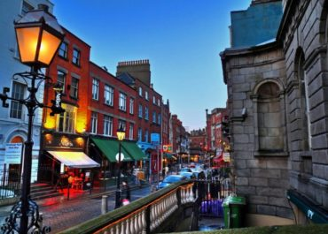 Estudiar Inglés en Dublin, Irlanda