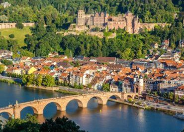Estudia Alemán en Heidelberg en Verano