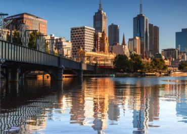 Estudia y trabaja en Melbourne, Australia