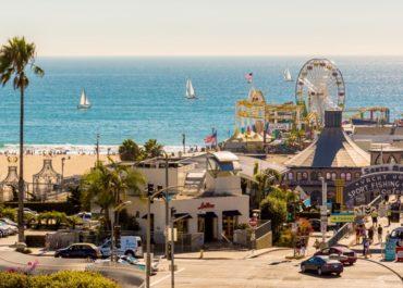Estudiar Inglés en Santa Mónica, Estados Unidos