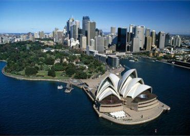 Estudia y trabaja en Sidney, Australia