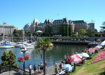 Estudiar Inglés en Victoria, Canadá