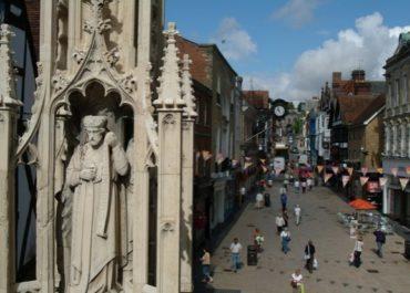 Estudiar Inglés en Winchester, Reino Unido