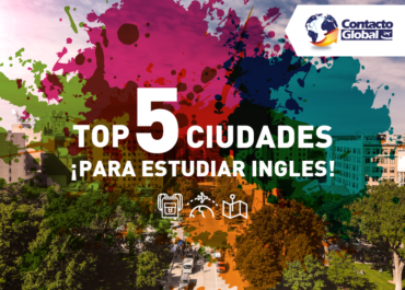 TOP 5 ciudades para estudiar inglés en 2017