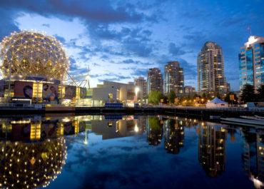 Las 10 vistas más escénicas de Vancouver